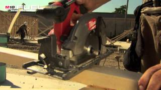 Milwaukee® M18 FUEL Cirkelsåg