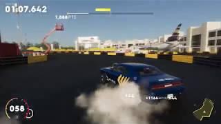 TC2 - Terminal D Drift (hard mode)