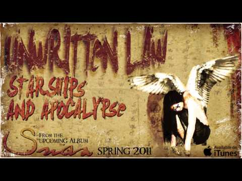 Unwritten Law 'Starships and Apocalypse' from the New Album Swan