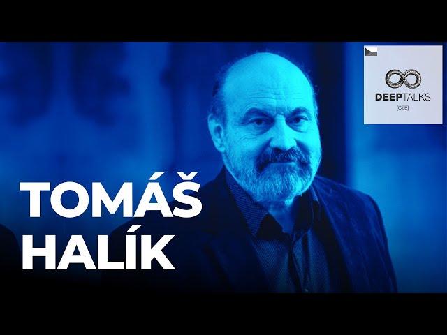 DEEP TALKS 85: Tomáš Halík – kněz, teolog a profesor Univerzity Karlovy