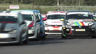 Production_Cars - Zwartkops2016 R02 VW Challenge Highlights