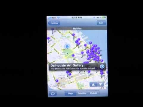 Video of GoExplore Canada