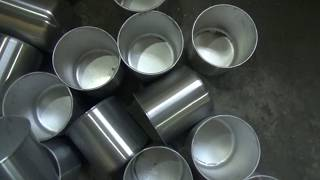 How to Make Aluminium Vessels? | Idli  Plates | Bowls | Casting Aluminium | Spinning Workshop