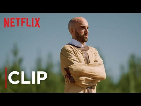 Death by Magic | Clip: The Great Escape [HD] | Netflix (видео)