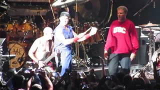 Will Ferrell Red Hot Chili Peppers Taylor Hawkins Tommy Lee Mick Fleetwood...042916