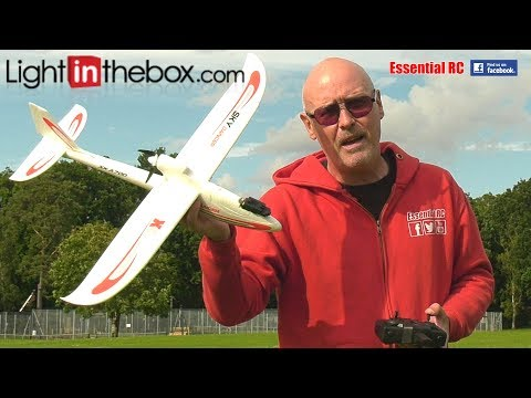 *CHEAP AND EASY TO FLY RC PLANE* XK A700-B Sky Dancer (ONBOARD VIDEO CAM): ESSENTIAL RC FLIGHT TEST
