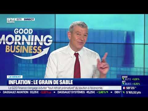 Le débat  : Inflation, le grain de sable