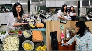 Vlog : Meal Planning For My Relatives( Guest) | Cleaning My House | Simple Living Wise Thinking