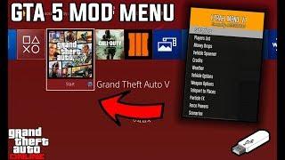 GTA 5 Online: How To Install USB Mod Menus! (XB1,PS4, PS3,XB360, & PC) | NEW 2018!