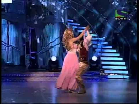 Jhalak Dikhla Ja with Yana Gupta
