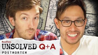 Area 51 - Q+A