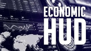 After Effects Template: Economic HUD