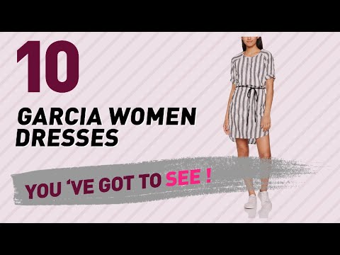 Garcia Women Dresses // New & Popular 2017