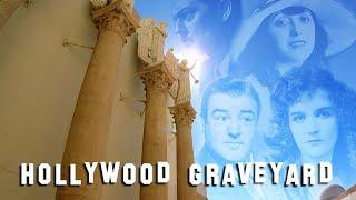 FAMOUS GRAVE TOUR - Calvary #1 (John Barrymore, Lou Costello, etc.)