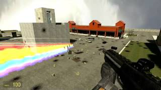 Garry's Mod: Nyan Cat Gun