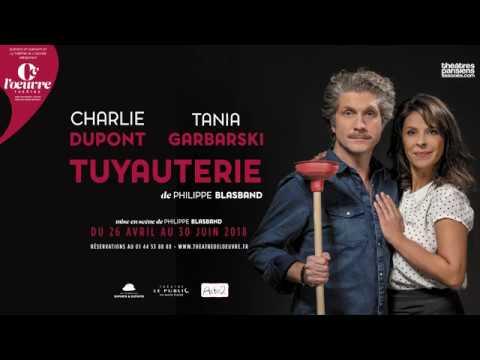 Plébiscitée par le public belge cette comédie revisite le fantasme du plombier. A ne pas manquer au théâtre de l'oeuvre à Paris.