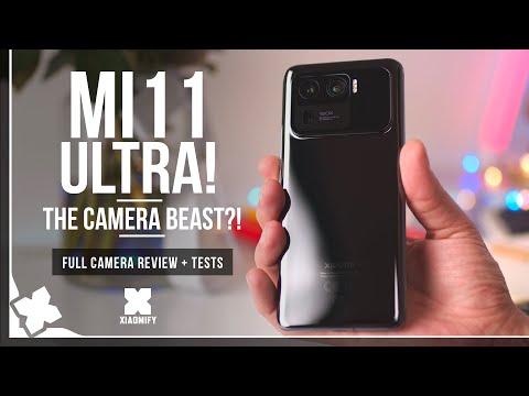 External Review Video DrV44WoGiYM for Xiaomi Mi 11 Ultra Smartphone