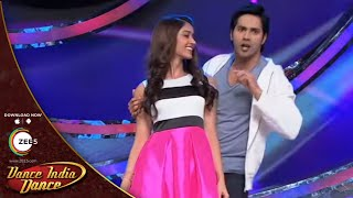 DID Lil Masters 3 Behind The Scenes: Ileana & Varun Dhawan Perform On Hero