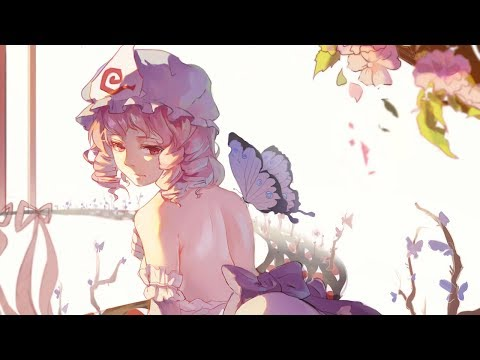 【東方Vocal/Club Jazz】 Dream of Butterflies 「SOUND HOLIC」 【ENG Subs】