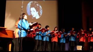 Japan Festival Berlin 2013 - Japanischer Frauenchor [Full-HD]