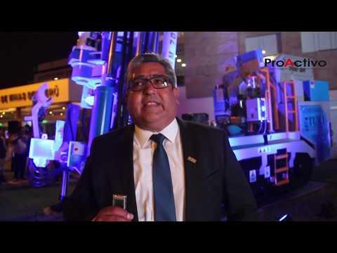 Entrevista a Carlos Dellepiane, Sub Gerente General de Tumi Raise Boring