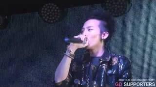 G-DRAGON & TOP @ HIGH HIGH MV PARTY