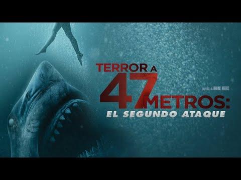 Terror a 47 metros trailer
