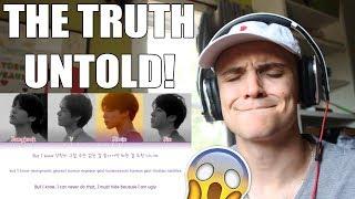 BTS - The Truth Untold (전하지 못한 진심) REACTION