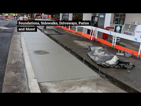 Concrete Contractor Miami FL | MIA Concrete Contractors | (786) 699-6604
