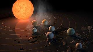 La Nasa scopre un sistema solare con 7 pianeti simili alla Terra