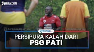 Kalah dari PSG Pati di Laga Uji Coba, Persipura Jayapura akan Evaluasi, Begini Kata Jacksen F Tiago