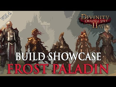 Two-Handed Warfare Build :: Divinity: Original Sin 2 General Discussions
