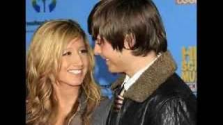 Ashley Tisdale and zac efron- Someday my prince will come.