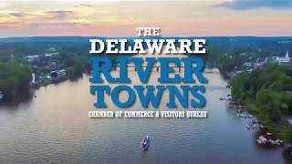 Visit the Delaware River Towns