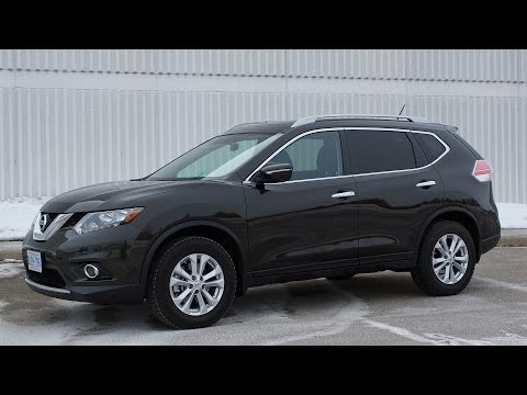 2014 Nissan Rogue SV AWD Tech Family Review
