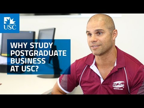 Brendan shares his experience of USC's MBA