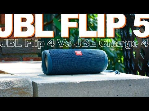 External Review Video DrcQKdAxpXM for JBL Flip 5 Wireless Speaker