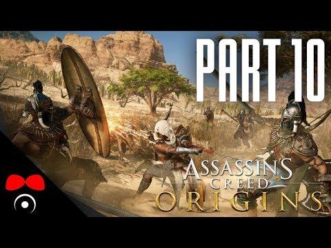 PO KRK V PÍSKU! | Assassin's Creed: Origins #10