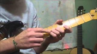 Fleetwood Mac - Long Grey Mare (guitar lesson)