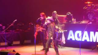Adam Ant - Royal Albert Hall 17.5.2017: Friend or Foe