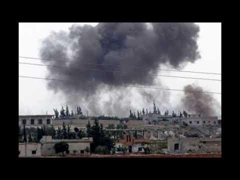 🌎США обвинили Сирию в новых химических атаках и пригрозили ударом🌎
