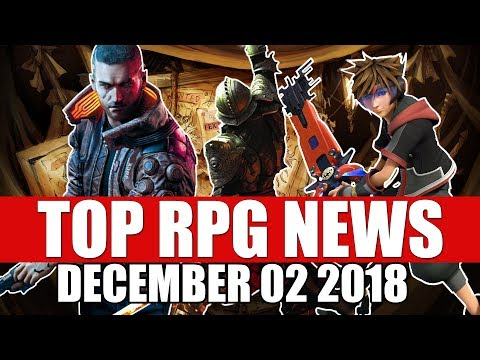 Top RPG News Of The Week - Dec 2 2018 (Cyberpunk 2077, Dragon Age, Kingdom Hearts 3) - Fextralife
