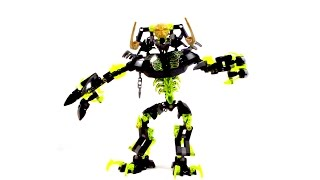 Lego Bionicle Review: Umarak the Destroyer (71316)