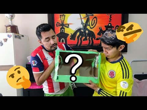 Que hay en la caja? - What's in the box Challenge