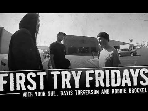 Robbie Brockel & Davis Torgerson - First Try Friday