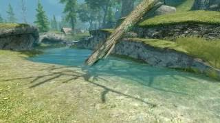 Water Shader --- Skyrim Reloaded - SKGE v1.3 plus ENB v305 test