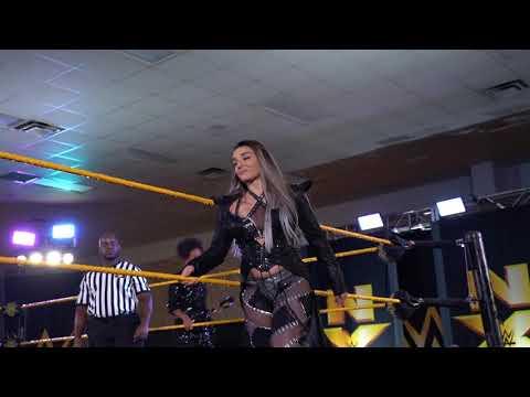 Deonna Purrazzo (Entrance) - NXT Jacksonville 12/5/2019