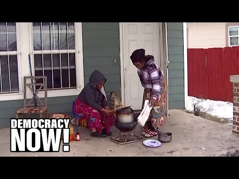 Failed State: Texas Power Grid Collapse Impacts Millions. Black & Brown Communities Are Worst Hit