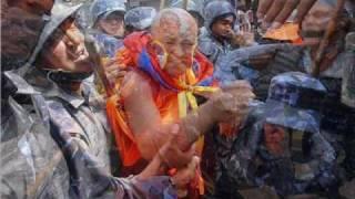 Tibet, Franco Battiato, estratta da Inneres Auge