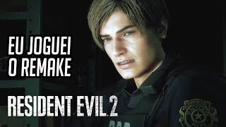 RESIDENT EVIL 2 REMAKE - Eu Joguei na E3 2018! O Que Achei do Jogo e de seu Gameplay!?
